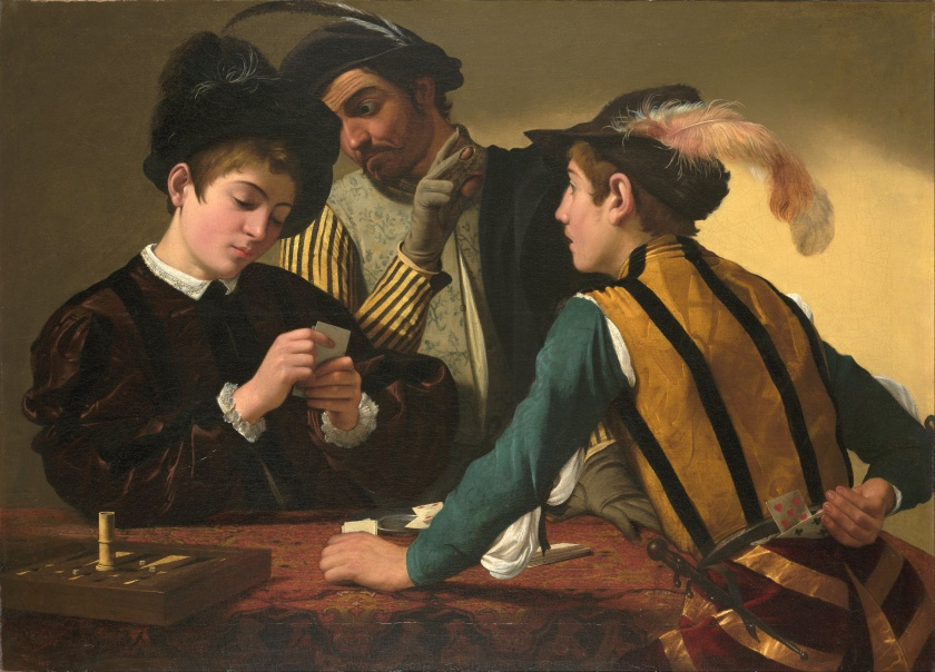 caravaggio_michelangelo_merisi_-_the_cardsharps_-_google_art_project